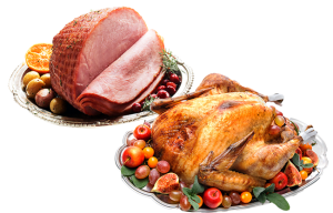 Turkey or Ham